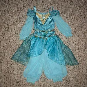 Princess Jazmine Costume
